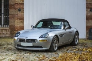 2000 BMW Z8, auctioned by Bonhams in February 2018 for € 212,750 (£ 187,150). Photo Bonhams