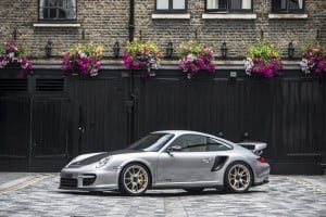 2011 Porsche 997 GT2 RS, auctioned by Bonhams in September 2017 for £ 208,700. Photo Bonhams