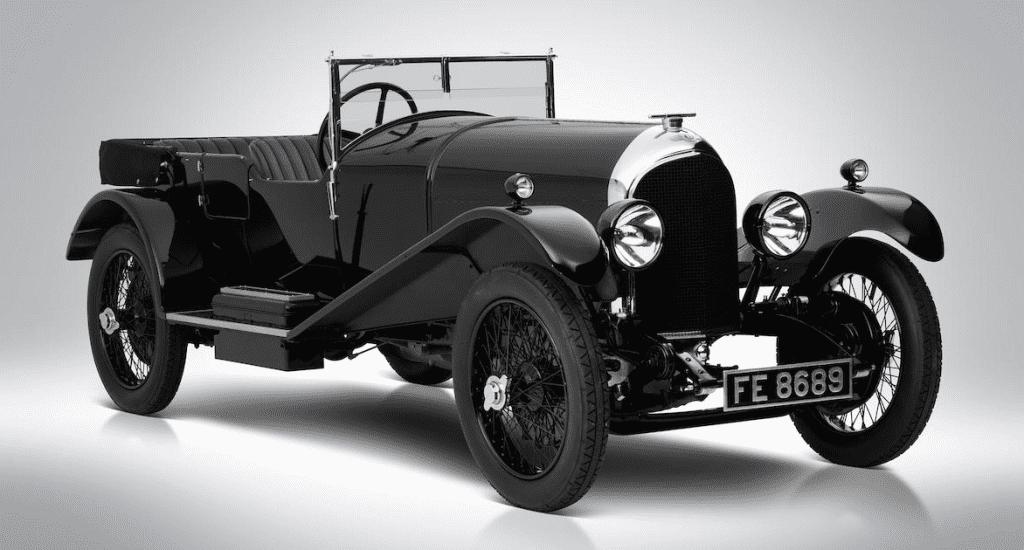 1926 Bentley 3-Litre Tourer by Vanden Plas