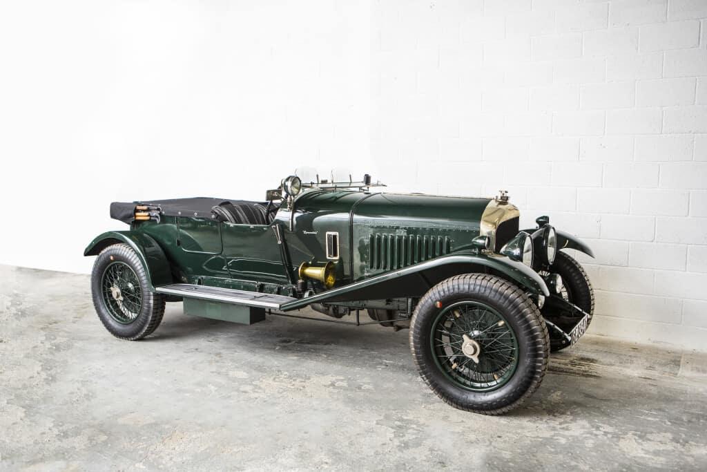 1929 Bentley 4.5-Litre Tourer in the style of Vanden Plas