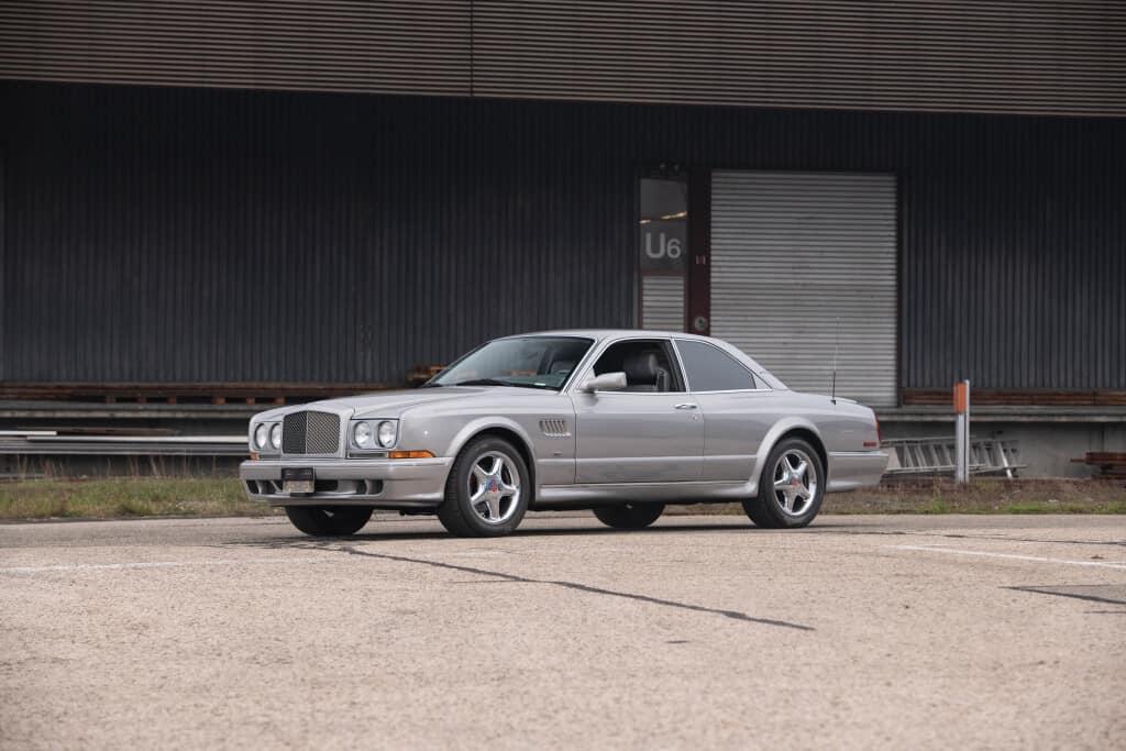 2002 Bentley Continental R Le Mans