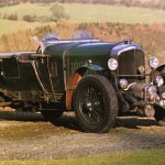 Reserve. 4.5-Litre Blower ex-Company Demonstrater, auctioned by Coys in 1994 for £385,000